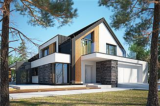 Projekt domu Senimona 1