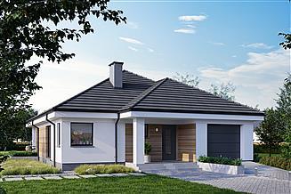 Projekt domu Eco 33