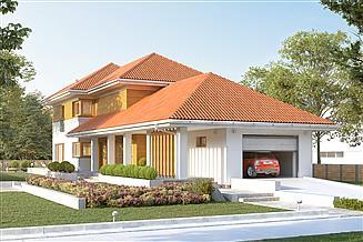 Projekt domu Bagatela