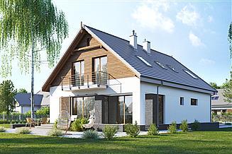 Projekt domu E-257