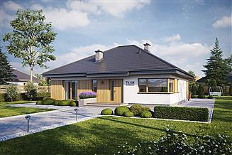 Projekt domu TK104