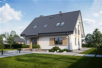 Projekt domu TK111