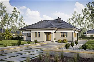 Projekt domu TK69