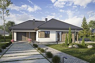 Projekt domu TK333