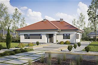 Projekt domu TK67