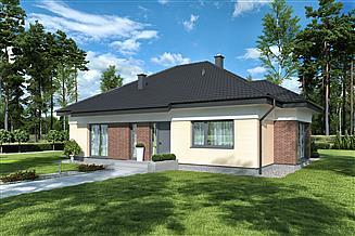 Projekt domu TK34A