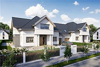 Projekt domu TK235D2