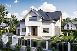 Projekt domu TK235g