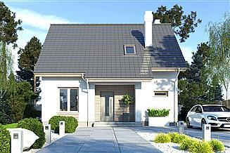 Projekt domu Dom dla Młodych LUX