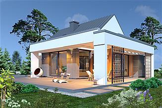 Projekt domu Domidea 99
