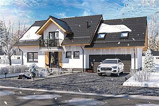 Projekt domu Ajaks max G2