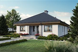Projekt domu Eco 34