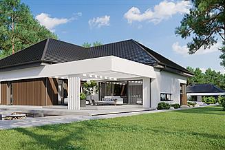 Projekt domu HomeKoncept-26 wariant 04