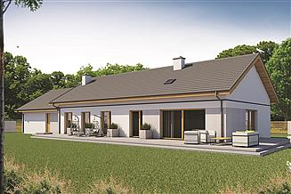Projekt domu Caravela
