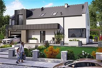 Projekt domu Ka103 T