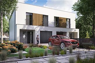 Projekt domu KA104