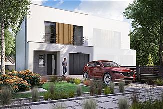 Projekt domu KA104 S