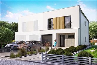 Projekt domu KA106 S