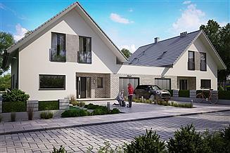 Projekt domu KA110 DW