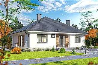 Projekt domu Tryton 5