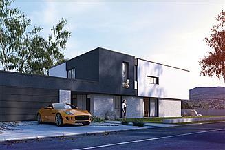 Projekt domu Eximius I G2
