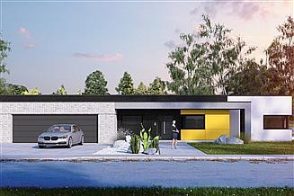 Projekt domu Illecebrosus VI G3