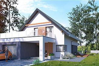 Projekt domu Vicinus I G1