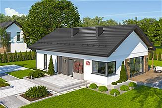 Projekt domu Dom przy Bukowej 40