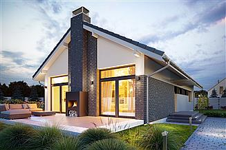 Projekt domu Bono 3