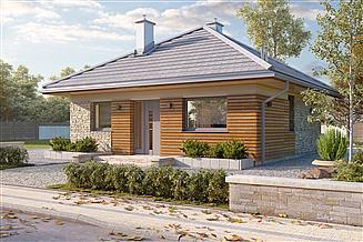 Projekt domu Imbir 6