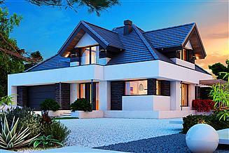 Projekt domu Alicja X 2G