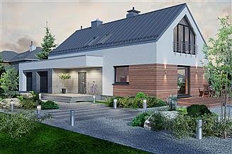 Projekt domu Domidea 65 2G