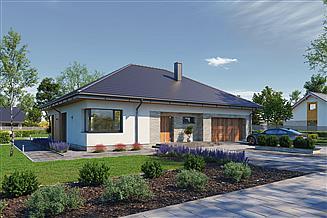 Projekt domu Domena 129 B