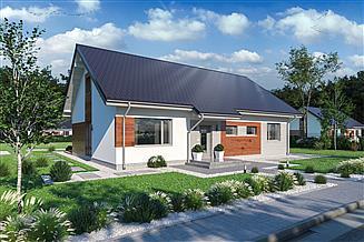 Projekt domu Domena 118 C