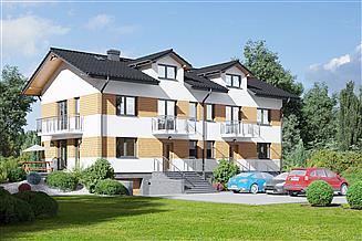 Projekt domu Gilowo 29 ab