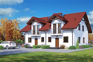 Projekt domu Piaskowo 3 ab