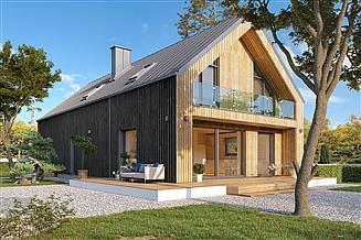 Projekt domu Pogodny 2