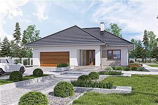 Projekt domu Murator M255 Serdeczny