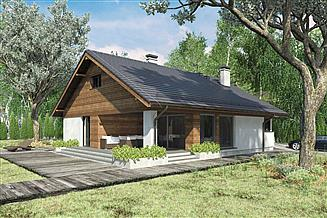 Projekt domu Kos III Sz