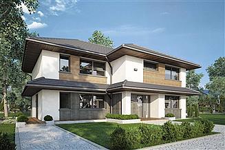 Projekt domu Marsylia