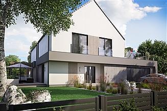 Projekt domu KA93 M