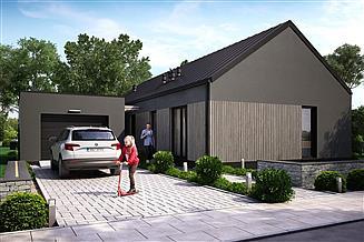 Projekt domu KA94 SZ