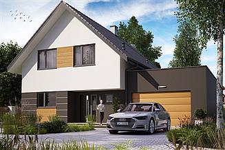 Projekt domu KA109 T