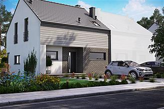 Projekt domu KA113 S