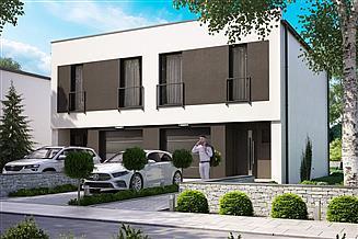 Projekt domu KA119