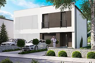 Projekt domu KA119 S