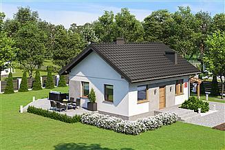 Projekt domu Dom przy Topolowej 5