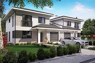Projekt domu KA60 P