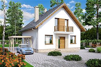 Projekt domu Lungo 4