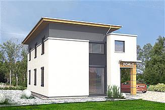 Projekt domu Cosme